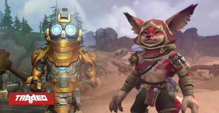 Es oficial: Zorros y Gnomos Cyborg serán las nuevas razas de World of Warcraft