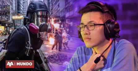"""""""Liberen a Hong Kong"""": Pro de Hearthstone baneado por apoyar protestas en stream oficial"""