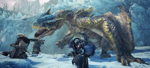 Monster Hunter World es el juego más vendido de Capcom