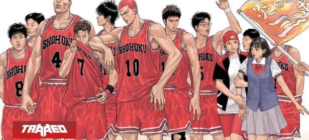 Confirman un nuevo libro de ilustraciones de Slam Dunk