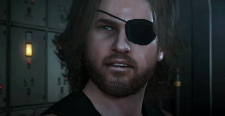 Mod para <em>Metal Gear Solid V</em> te permite jugar como Snake Plissken
