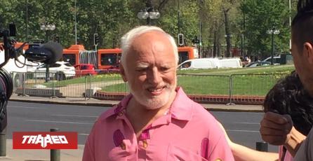 Hide Pain Harold está en Chile para grabar comercial de marca de helados