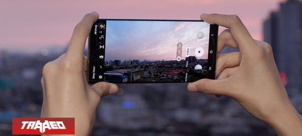 Galaxy Note10 te permite editar vídeos grabados en el mismo teléfono con una gran calidad de imagen