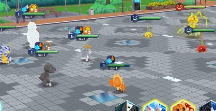 Ya puedes jugar gratis una aventura<em> Digimon </em>en tu celular