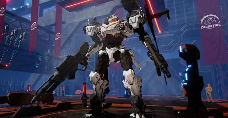 Ya puedes disfrutar el multiplayer competitivo de <em>Daemon X Machina</em>
