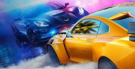 <em>Need for Speed Heat</em> ya está listo para debutar
