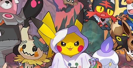 <em>Pokémon GO</em> se está preparando para celebrar Halloween