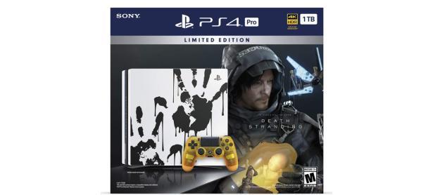 El PS4 Pro de <em>Death Stranding</em> llegará a México y este será su precio
