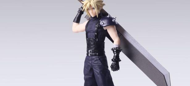 Square Enix lanzará increíbles figuras de <em>Final Fantasy VII Remake</em>