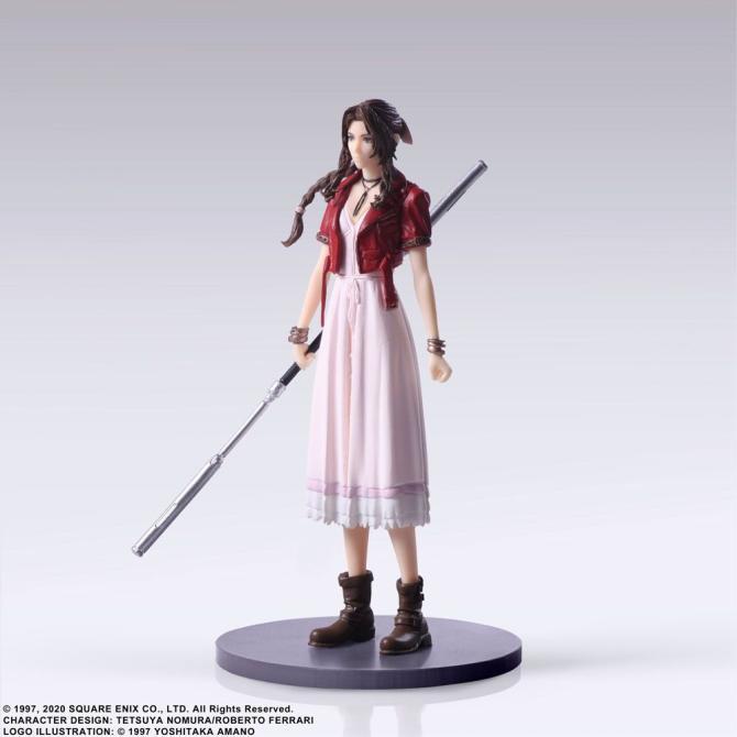 Figuras Trading Arts de <em>Final Fantasy VII Remake</em>