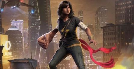Checa uno de los atuendos clásicos para Ms. Marvel en <em>Marvel's Avengers</em>
