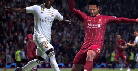 <em>FIFA 20</em> fue el juego más vendido de septiembre en Reino Unido