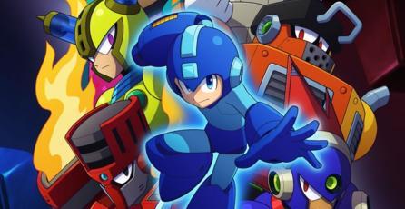 Te encantará esta colección de vinilos con la música de <em>Mega Man</em>
