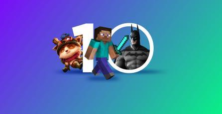 10 increíbles juegos que cumplen 10 años en 2019