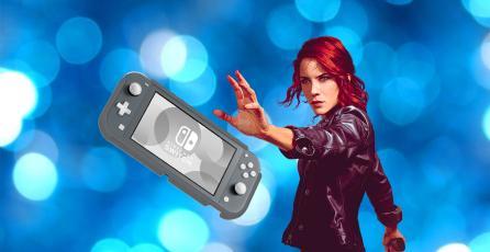 Ofertas de la semana: <em>Control</em>, Switch Lite y portacartuchos de Nintendo
