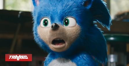 Filtran nuevo posible diseño para Sonic en su próxima película