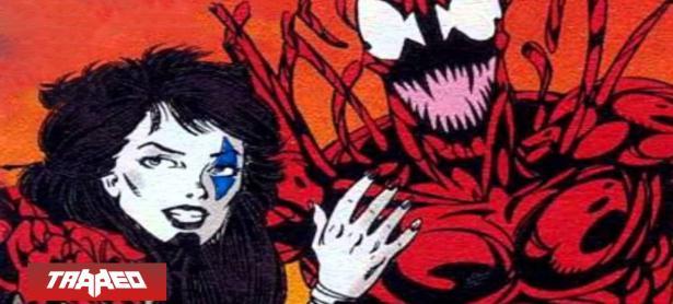 Shriek se une al cast de villanos de la secuela de la película de Venom