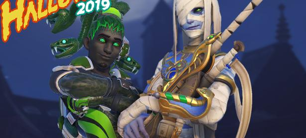 ¡Un nuevo evento de Halloween ya está disponible en <em>Overwatch</em>!