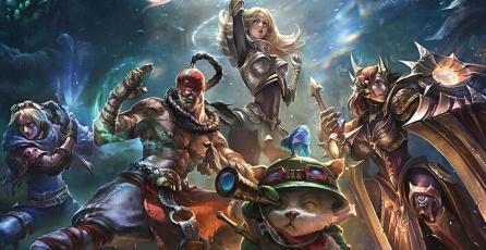 La experiencia de <em>League of Legends</em> llegará a consolas y móviles