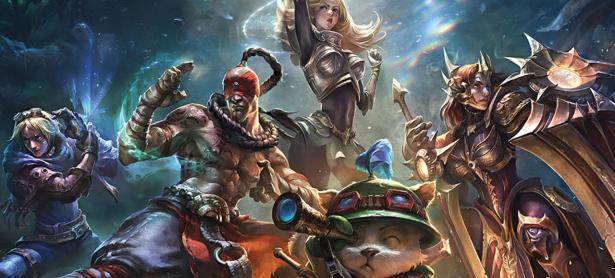 La experiencia de <em>League of Legends</em> llegará a consolas y móviles