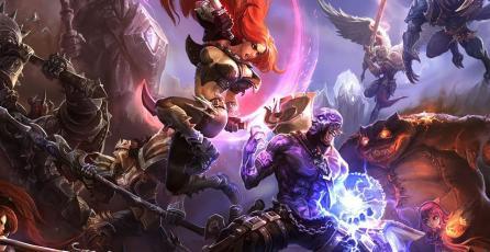 <em>Legends of Runeterra</em> es el nuevo juego de cartas de Riot Games