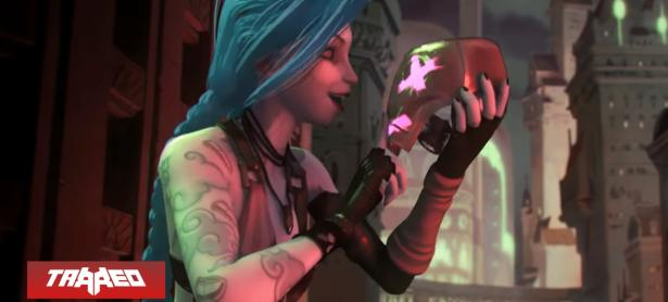 Serie de League of Legends será producida por Riot y contará origines de Jinx y Vi