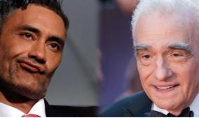 Waititi se burla de Martin Scorsese