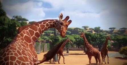 <em>Planet Zoo</em>: el hermano animal de <em>Planet Coaster</em>
