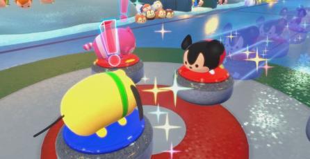La diversión de <em>Disney Tsum Tsum Festival</em> conquista a los jugadores japoneses
