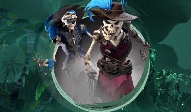 Una amenaza espeluznante te espera en <em>Sea of Thieves</em> para celebrar Halloween
