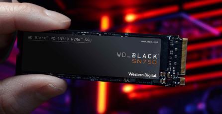 WD Black SN750: ¿cuáles son sus ventajas para gaming?