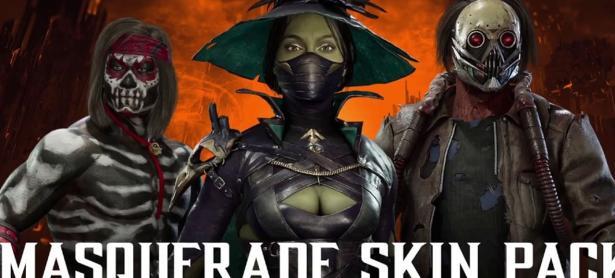 Prepárate para Halloween con estos nuevos skins de <em>Mortal Kombat 11</em>