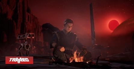 Star Wars Jedi: Fallen Order estrena gameplays y muestra jugabilidad tipo Dark Souls