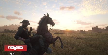 Red Dead Redemption 2 estrena trailer del juego para PC