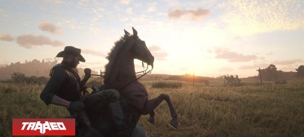 Red Dead Redemption 2 estrena trailer del juego para PC