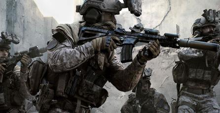 Así promocionan <em>Call of Duty: Modern Warfare</em> en Japón