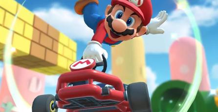 <em>Mario Kart Tour</em> destaca en descargas pero no en ingresos
