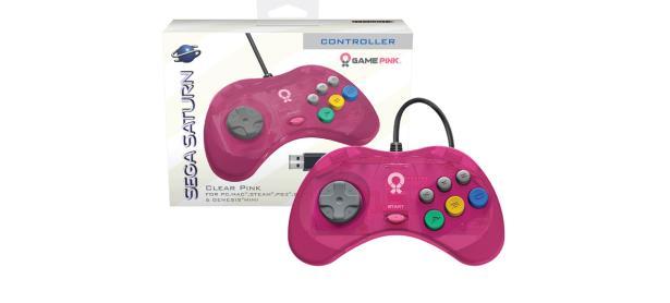 Si compras este control de SEGA ayudarás a luchar contra el cáncer de mama