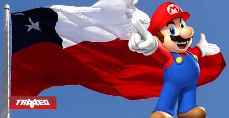 Nintendo participará en seminario sobre videojuegos organizado por el gobierno de Chile