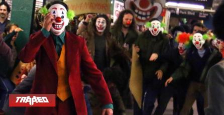 Protestas contra el Metro: Aparecen las primeras máscaras de payaso por Joker