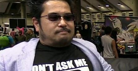 Harada está harto de recibir peticiones para incluir personajes en <em>Smash Bros.</em>