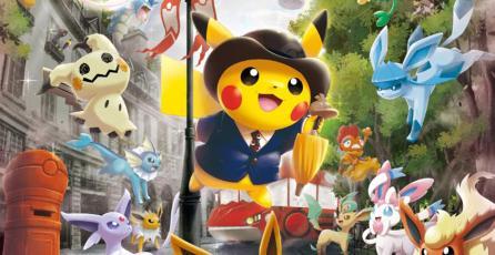 ¡El Pokémon Center de Londres ya abrió y es todo un éxito!
