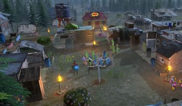 <em>Surviving the Aftermath</em> debuta por sorpresa en Xbox One y PC
