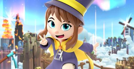 <em>A Hat in Time</em> para Nintendo Switch recibirá el DLC <strong>Nyakuza Metro</strong>