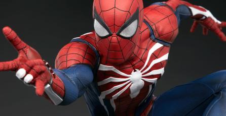 ¿Eres fan de <em>Spider-Man</em>? Esta costosa figura no puede faltar en tu colección