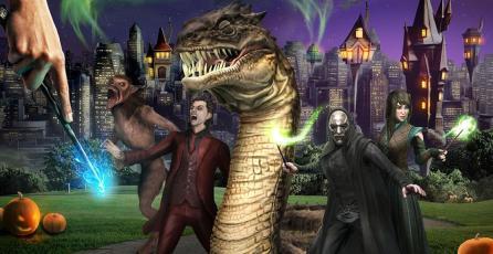 Enfrentarás al letal basilisco en el Halloween de <em>Harry Potter: Wizards Unite</em>