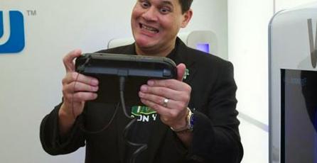 Reggie Fils-Aime reconoce que el Wii U fue un fracaso