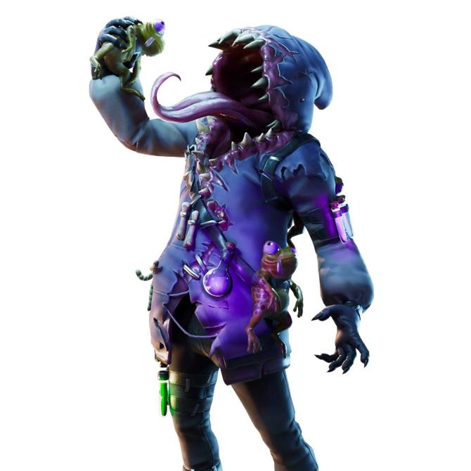 Skins filtrados para <em>Fortnite: Battle Royale</em>