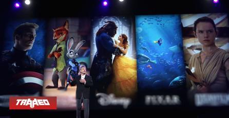 Disney+ se estrenará solo con el 12% del contenido total de Netflix