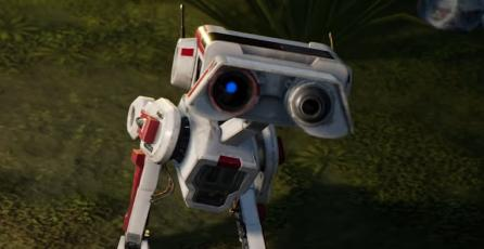 BD-1 protagoniza el nuevo avance de <em>Star Wars Jedi: Fallen Order</em>